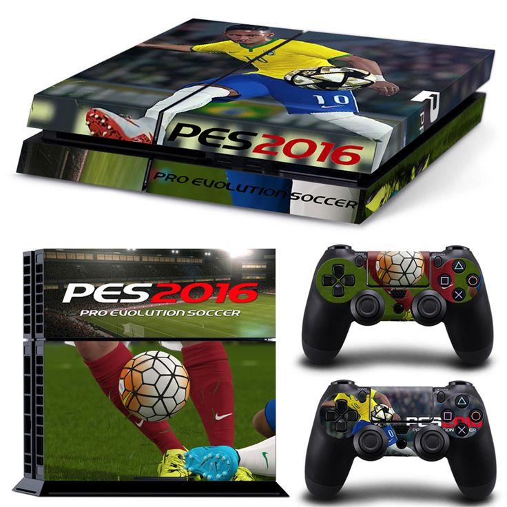 🔴 Alta Qualidade De Vinil Adesivo! 🔴 Compra com Mercado Livre ➽ http://produto.mercadolivre.com.br/MLB-782000658-novo-console-skins-ps4-personalizar-10-pes-2016-_JM 🔴 Compra com Paypal e PagSEGURO ➽ http://consoleskins.loja2.com.br/6763396-Console-Skins-Ps4-Personalizar-10-Pes-2016?keep_adding  sua compra segura! PagSeguro, Bcash e PayPal