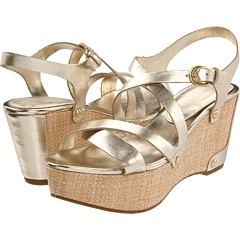 Ivanka these shoes by Ivanka Trump Addie Gold