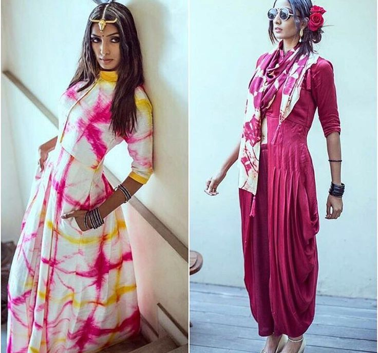 Mint blush designs # draped love # day function look # Indian fashion