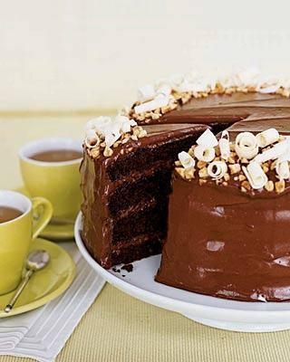 Çikolataya asla hayır diyemeyeceklerin tadı damağında kalıcak bir lezzet Çikolatalı Pasta   http://www.mutfaknotlari.com/hamur-isleri/pasta-tarifleri/cikolatali-pasta-tarifi.html