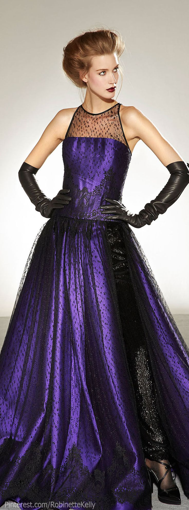 1086 best Purple Passion Gowns images on Pinterest | Purple dress ...