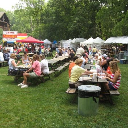 Claytor Lake Arts Crafts Festival