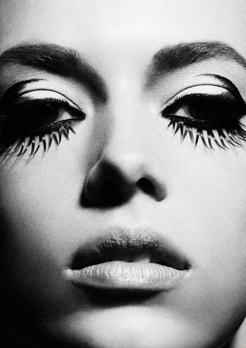 7 best images about Make up black amd white photography on ...