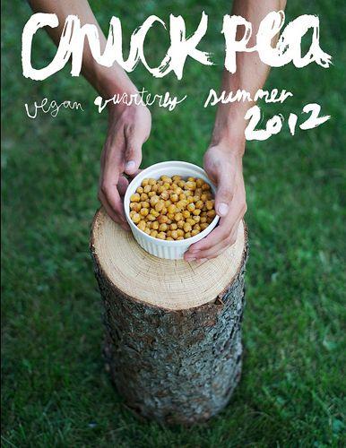 16 Great Indie Food Magazines....Chickpea Magazine