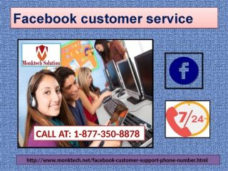 What Are The Steps To Make FB ID Secure? Dial Facebook Customer Service 1-877-350-8878 If you don't know the procedure to make your Facebook identity secure and facing lots of issues regarding this, then my friend you need to dial our Facebook Customer Service number 1-877-350-8878 to get rid of these issues once and for all. Here, you will be guided by our tech experts who are well-versed to solve your queries in very effective way…