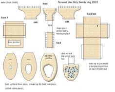 Miniature Printable - Toilet - Paper16 - hkKarine1 - Picasa Web Albums