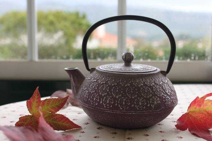 Bule ❀ Alfazema - Bule de cor suave, levemente romântico, que nos remete para aromas intensos e rituais antigos. Inspired by Lemon