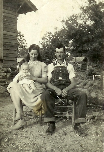 Farm Family (I remember thinking my Great Grand Parents were the richest people on earth while Farming & Ranching. And maybe they were)