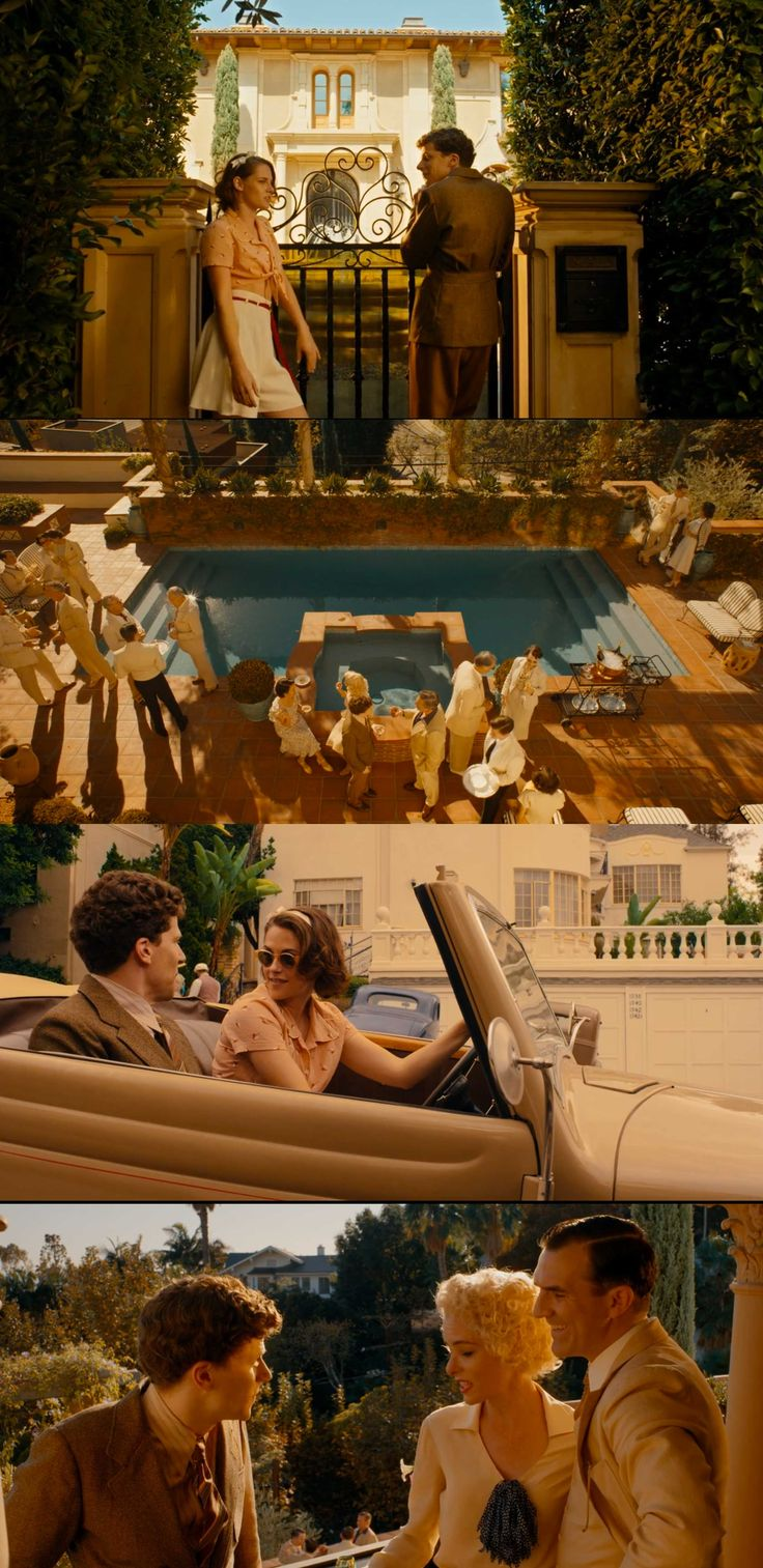 Café Society (2016). Director Woody Allen, DP Vittorio Storaro, Colorist Anthony Raffaele.