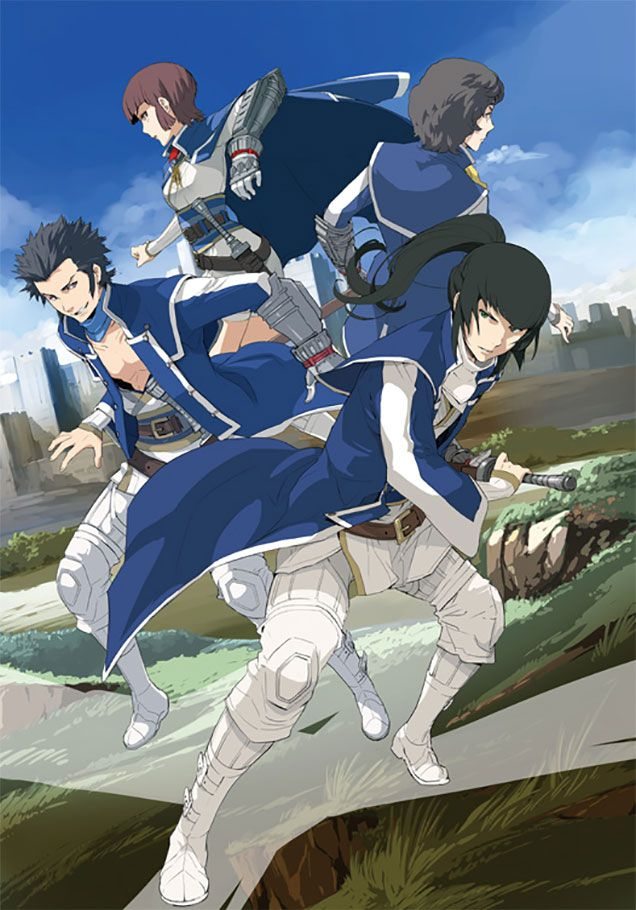 The Art Of Shin Megami Tensei IV