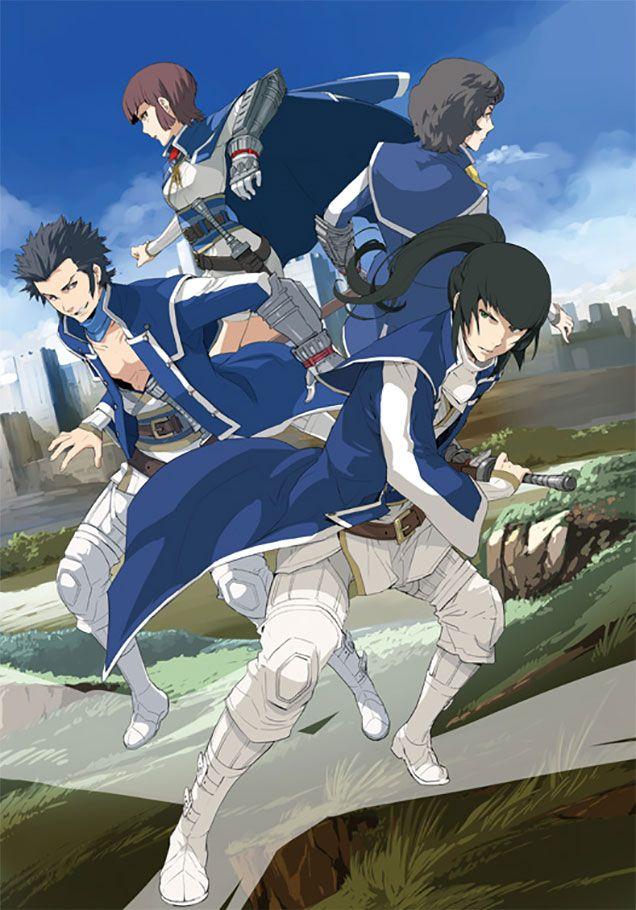 The Art Of Shin Megami Tensei IV