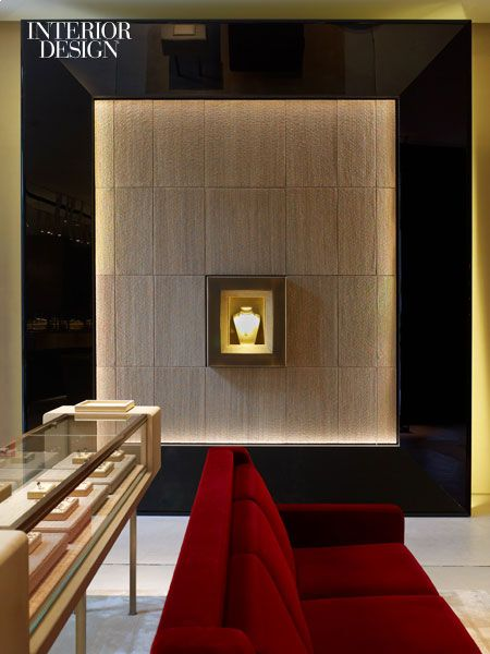 Beautiful jewelry store - Pomellato