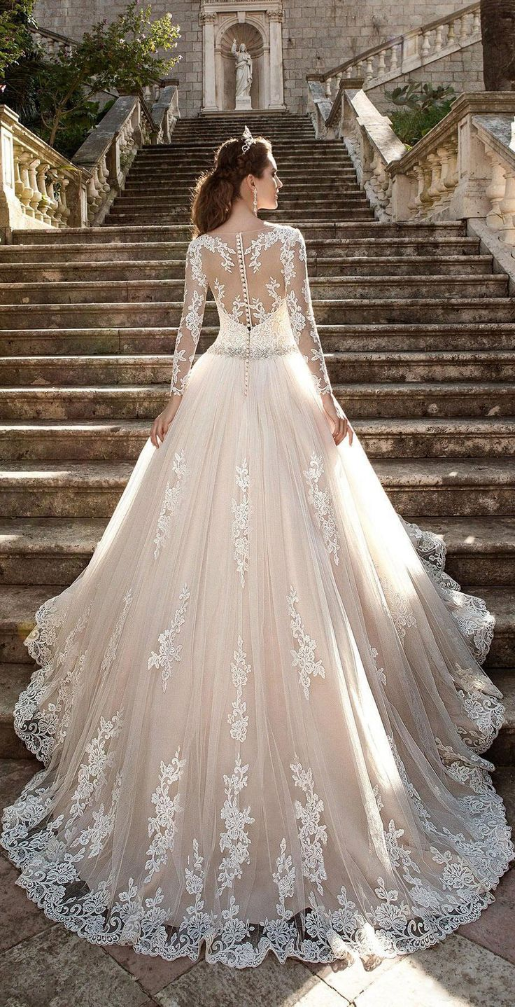 557 best Wedding Dresses & Bridal Gowns images on Pinterest | Short ...