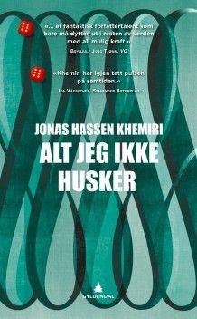 Alt jeg ikke husker av Jonas Hassen Khemiri (Heftet)