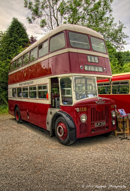 LEYLAND  Wigan Corporation...I used to get one of these to school