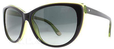 Juicy Couture JU 538/S FA3 Purple/Green Women's CatEye Sunglasses