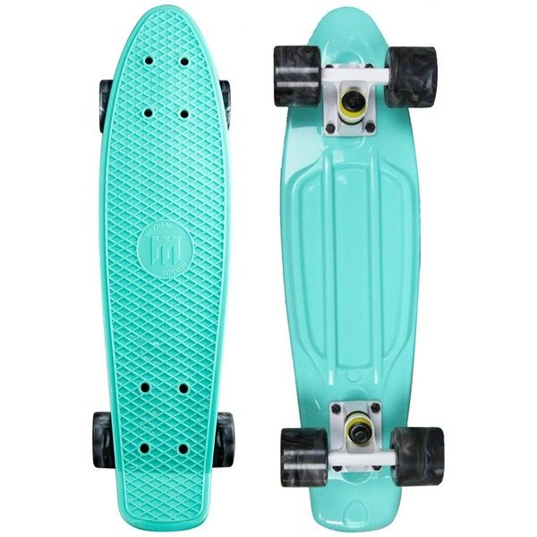 Zycle Fix Mayhem Penny Style Skateboard ($55) ❤ liked on Polyvore featuring fillers, skateboards, accessories, penny boards and other