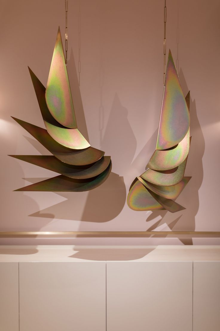 YoungBirdNews Lights Trace Arches And Doorways At The Future Perfects Pink Toned New York Bird Of ParadiseInterior Design