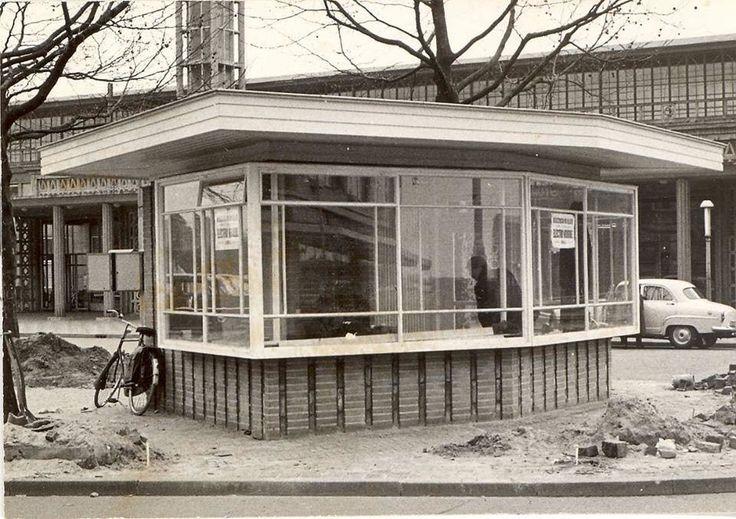Stationsplein Hengelo (jaartal: 1960 tot 1970) - Foto's SERC