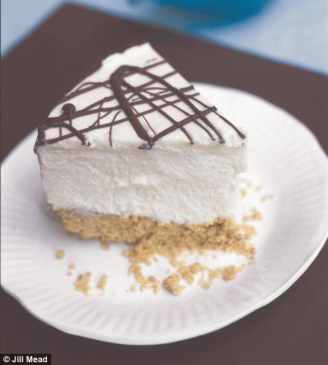 Tana Ramsay - White Chocolate Cake