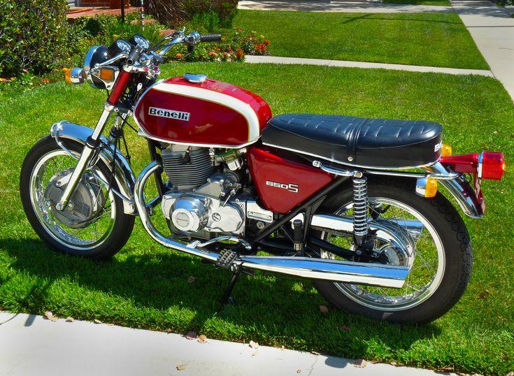 24 Best Vintage Benelli Motorcycles Images On Pinterest