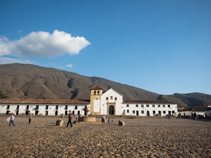 We had to go to Villa de Leyva, since it is listed as one of most beautiful…