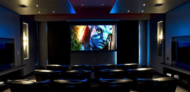 Home Theater Design Houston Design Entrancing Decorating Inspiration