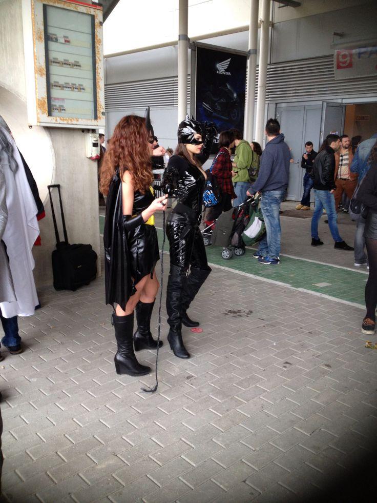 Cosplayer #romics Roma
