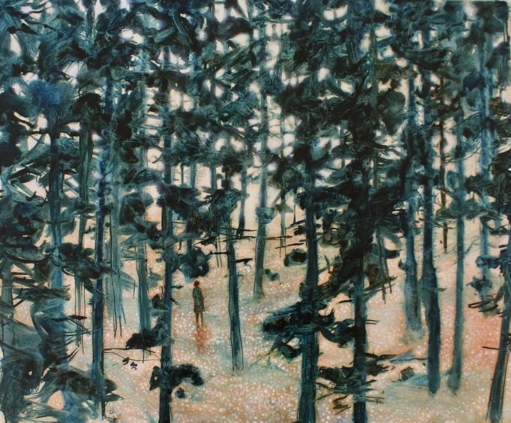 Daniel Ablitt                   Morning Light (Snowdrops)