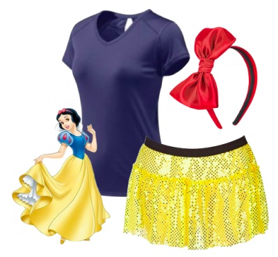 I'm not going to lie. The whole reason I want to run the Princess is bc I want to wear a costume.