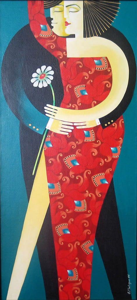 #Luzhina #art #love #dance