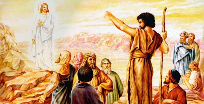 Homilia do 2º Domingo do Advento – C