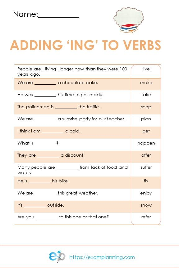 Spelling Rules 'ing' Verbs Lessons, Ing Words, Spelling Rules