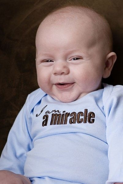 :) All babies are!