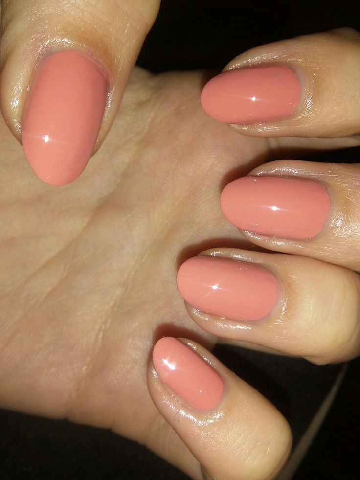 Best 25+ Oval Acrylic Nails Ideas On Pinterest