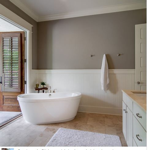 Bathroom Color Ideas Pretty Gray Paint Selections: Benjamin Moore Weimaraner, Offices
