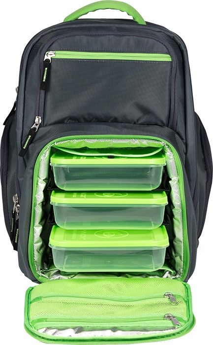 Expedition Backpack 6 Pack Bag by 6 Pack Fitness at Bodybuilding.com - Best Prices on Expedition Backpack 6 Pack Bag!
