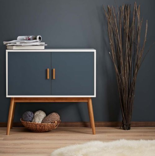 Wooden-Console-Table-Sideboard-Cupboard-Hallway-Living-Room-Retro-Cabinet-Buffet