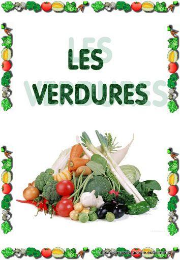 VOCABULARI DE VERDURES - brichi Monferrer - Álbumes web de Picasa