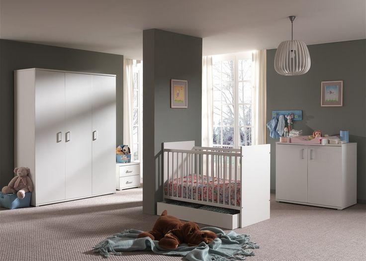 Chambre A Coucher Bebe Complete Mika Set 2 Chambre Complete Bebe Chambre Bebe Chambre A Coucher Les Meubles Mailleux