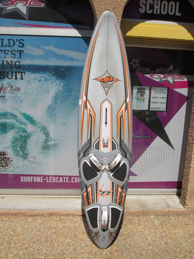 JP Australia Freestyle Team edition 2008 - 77 L (Planches de Windsurf) occasion surfoneleucate