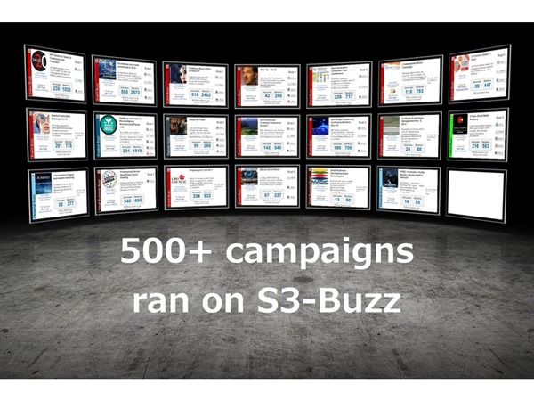 Raising money and thereafter getting traction are the two biggest challenges for startup entrepreners. Being a five times serial entrepreneur myself, we created a program helping startups to get traction with Buzz campaigns around the globe.