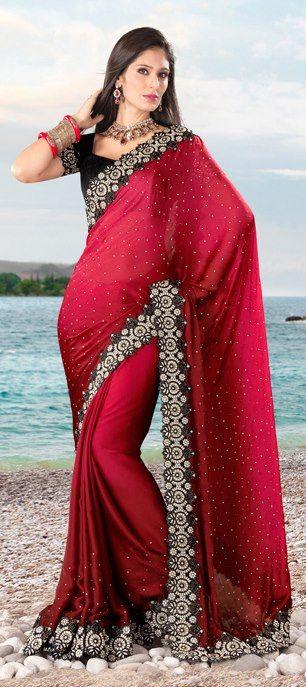 Designer saree Bollywood Fashion #saree