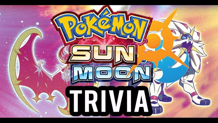 8 Trivia Facts about Pokemon Sun and Moon || SPOILERS