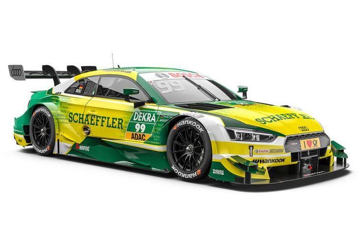 Mike Rockenfeller - Audi - DTM-Auto 2017