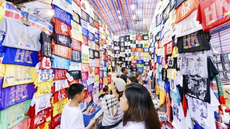 The seven best places to shop in Hong Kong