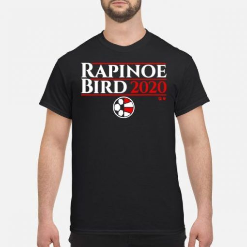 Rapinoe Bird 2020 Shirt