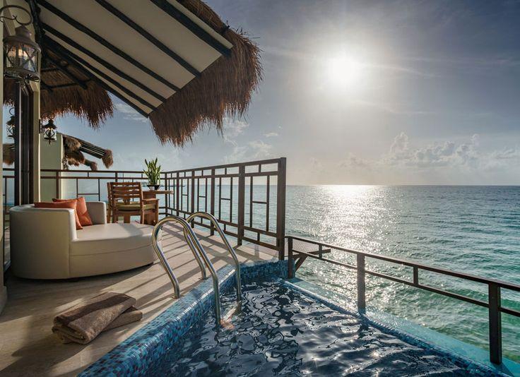Lujosos Bungalós Riviera Maya | El Dorado Maroma Palafitos