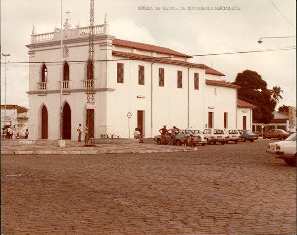 Igreja De Nossa Senhora Da Conceicao Governador Mangabeira Ba