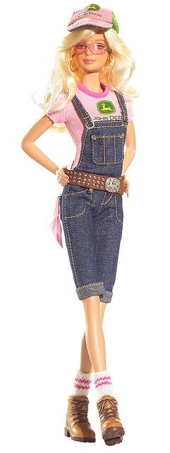 Barbie Collector -- John Deere